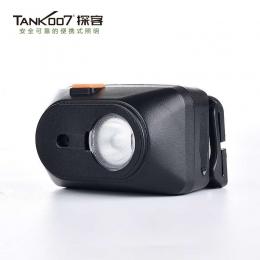 TANK007探客TX108专业微型防爆头盔灯户外夜用头灯