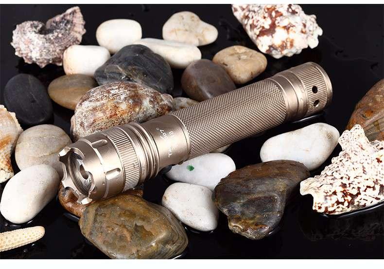 LED强光手电筒保养方式和常见故障维修