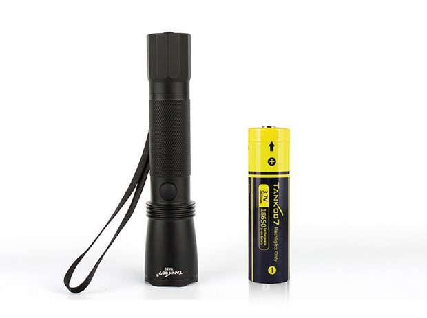 LED防爆手电筒