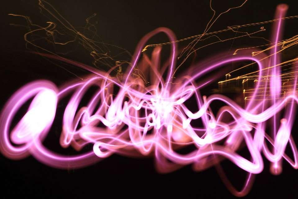 强光手电筒绘图